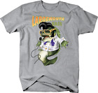 Largemouth Bass Elvis Presley Funny Rock and Roll Honky Tonk Tshirt