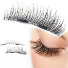 3D False Eyelashes Natural Handmade Reusable Extension Eye Lashes Natural Long
