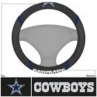 New NFL Pick Your Teams Car Truck SUVs Van Embroidered Steering Wheel Cover
