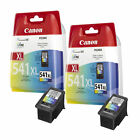Canon PG540 Black CL541 Colour PG540XL Black CL541XL Colour For PIXMA MG3150
