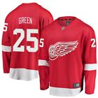 Mike Green Detroit Red Wings Fanatics Branded Breakaway Player Jersey Red