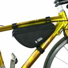 Sport Cycling Bicycle Front Tube Frame Bag Quick Release Triangle Bags Outdoor