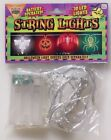 Halloween String Fairy LED Cool White Light Lights Set Decor Decoration & Covers