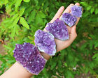 Kyпить Amethyst Geode Druzy Crystal Quartz Cluster Natural Specimen: You Choose Size! на еВаy.соm