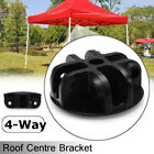 Внешний вид - 4-Way Roof Centre Bracket Replacement Parts Canopy Connector For Gazebo Tent
