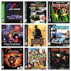 *A-M* Sony Playstation PS1/PSX Games!!! Discs ONLY!!