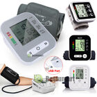 Automatic Digital Arm Blood Pressure Monitor Large BP Cuff Gauge Machine Meter $21.61 USD on eBay