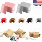 100x Pillow Anti-Scratch Boxes Wedding Party Birthday Favour