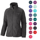 Columbia NEW Women's Original Mock Neck Zip Up Warm Winter F