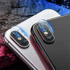 2* Rear Back Camera Protector Protective Lens Case Cover For iPhone XS/XR/XS Max