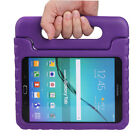 """Kids Shockproof Rugged Stand Case Cover For Samsung Galaxy Tab E 7"""" 8"""" 9.6"""""""