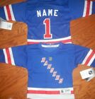 New York Rangers Toddler  NHL Hockey Jersey add  any name & number $39.99 USD on eBay