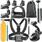 Action Camera Accessories 53 in 1 Kit For GoPro Hero 1 2 3 4 5 6 Sport Video Set <br/> ✔FAST DELIVERY ✔HIGH QUALITY ✔UK SELLER