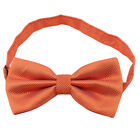Solid Color Bow Tie Tuxedo Wedding Bowtie Groom Bestman Party Korean Bows