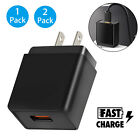 Quick Charge 3.0 Certified 18W Fast Rapid USB Wall Charger Plug Adapter