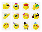 Childrens Character Themed Temporary TATTOO Party Goodie Loot Bag Filler Favour