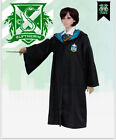 Harry Potter Gryffindor Slytherin Robe Cloak Cape For Halloween Cosplay Costume