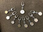 Keyring All Diameters from The 21,3mm to 35,6mm Caravelle Kennedy Coin Holder