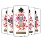 OFFICIAL MONIKA STRIGEL ANIMALS AND FLOWERS HARD BACK CASE FOR MOTOROLA PHONES 1