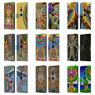 OFFICIAL CHRIS DYER SPIRITUAL LEATHER BOOK WALLET CASE COVER FOR SONY PHONES 1