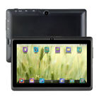 "7"" Tablet PC 8G Android 4.4 Quad-Core Dual SIM &Camera Wifi Phablet HD US New"