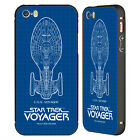 STAR TREK SHIPS OF THE LINE VOY BLACK SLIDER CASE FOR APPLE iPHONE PHONES on eBay