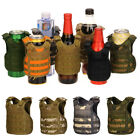 Outdoor Tactical Military Mini Vest Beer Beverage Water Bottle Cup Holder Striki