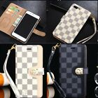 Luxury Fashion Leather Wallet Flip Case Cover For Apple iPhone Xs Max Xr 8 plus