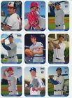 2018 Topps Archives Snapshots - BASE & ROOKIE CARDS FULL COLOR -U Pick From List