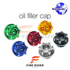 CNC Motorcycle Rudder Oil Filler Cap For Triumph Street Triple R 2008-2016 09 $14.29 USD on eBay