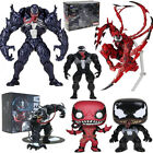 Action Figures - Spider Man VENOM CARNAGE PVC Model Collectible Toys NEW IN BOX