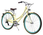 Zycle Fix Civic 7 Speed Women City Bicycle Bike Summer 39 or 44 CM