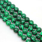 Natural Malachite Gemstone 6-10mm Beads 15.5'' For Bracelet or Necklace Making