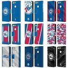 OFFICIAL NBA PHILADELPHIA 76ERS LEATHER BOOK WALLET CASE FOR GOOGLE PHONES on eBay