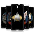 OFFICIAL STAR TREK CATS TNG BACK CASE FOR SONY PHONES 2 on eBay
