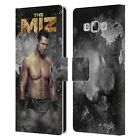 OFFICIAL WWE THE MIZ LEATHER BOOK WALLET CASE FOR SAMSUNG PHONES 3
