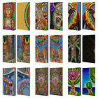 OFFICIAL CHRIS DYER SPIRITUAL LEATHER BOOK WALLET CASE COVER FOR AMAZON FIRE