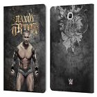 OFFICIAL WWE RANDY ORTON LEATHER BOOK WALLET CASE FOR SAMSUNG GALAXY TABLETS