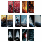OFFICIAL STAR TREK POSTERS INTO DARKNESS XII LEATHER BOOK CASE FOR AMAZON FIRE on eBay