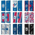 OFFICIAL NBA PHILADELPHIA 76ERS LEATHER BOOK WALLET CASE FOR SONY PHONES 2 on eBay