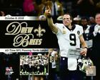 Drew Brees New Orleans Saints NFL Passing Record Photo VQ068 (Select Size)