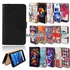 Leather Smart Stand Wallet Case Cover For Various BLU Life SmartPhones