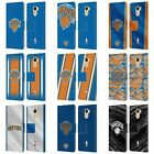 OFFICIAL NBA NEW YORK KNICKS LEATHER BOOK WALLET CASE FOR WILEYFOX on eBay