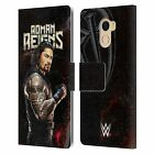 OFFICIAL WWE SUPERSTARS LEATHER BOOK WALLET CASE COVER FOR WILEYFOX & ESSENTIAL