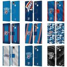 NBA OKLAHOMA CITY THUNDER LEATHER BOOK WALLET CASE COVER FOR ASUS ZENFONE PHONES on eBay