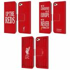 LIVERPOOL FC LFC KINGS OF EUROPE PU LEATHER BOOK CASE FOR APPLE...