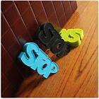 Silicone Stop Letter Door Stop Stopper Home Decor Kids Baby Children Safety S
