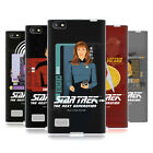 OFFICIAL STAR TREK ICONIC CHARACTERS TNG GEL CASE FOR BLACKBERRY PHONES on eBay