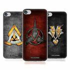 OFFICIAL STAR TREK KLINGON BADGES GEL CASE FOR APPLE iPOD TOUCH MP3 on eBay