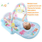 Baby Play Mats Gym For Infants 0-36 Months With Piano Activity Toys Rug Indoor